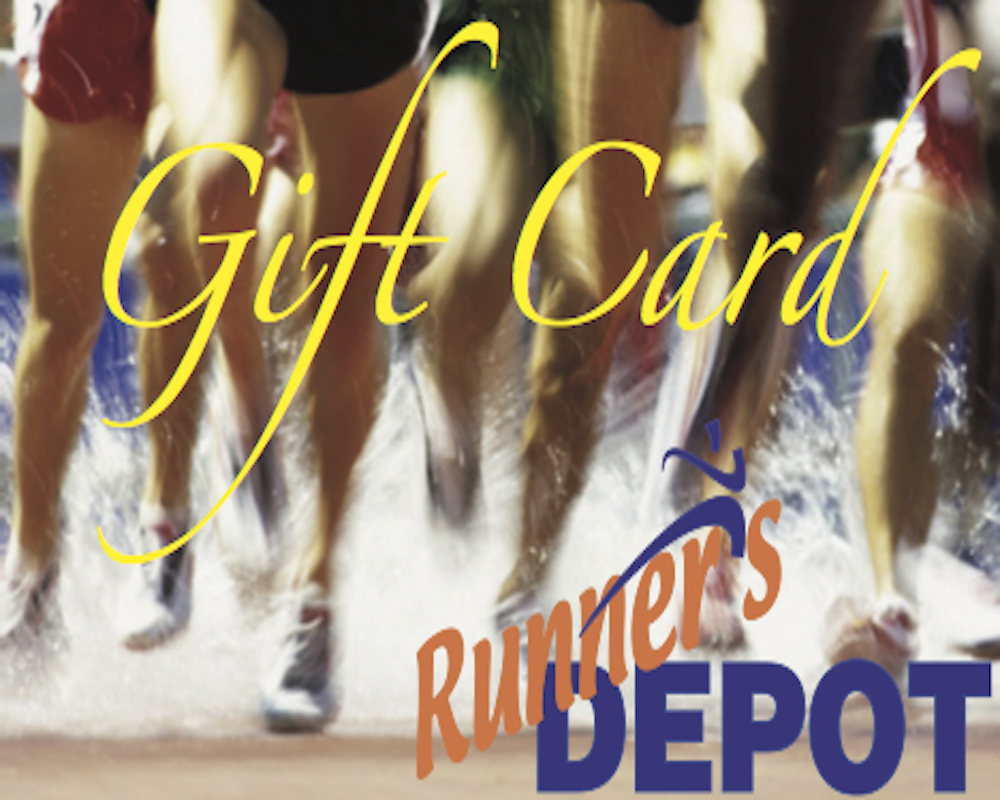 Runner's Depot In-Store $75 Gift Card