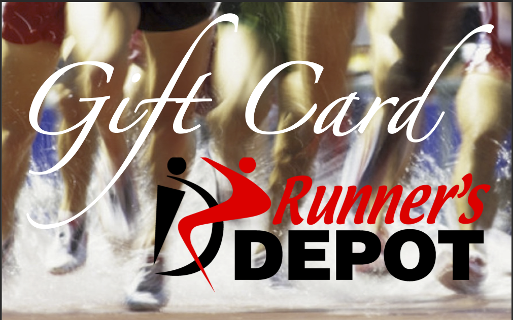 Runner's Depot In-Store $25 Gift Card
