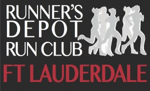 Runner's Depot run club logos