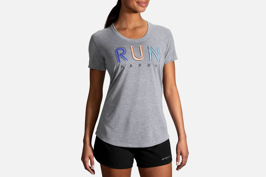 Brooks Graphic Tee - Women