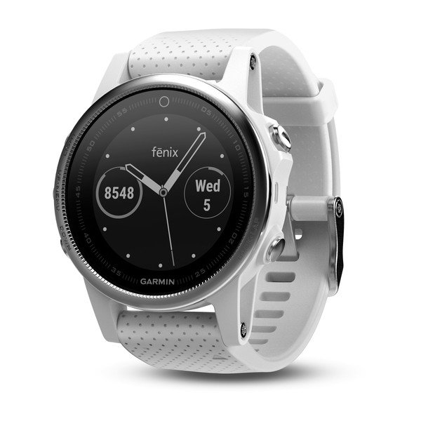 fēnix® 5S White w/White Band