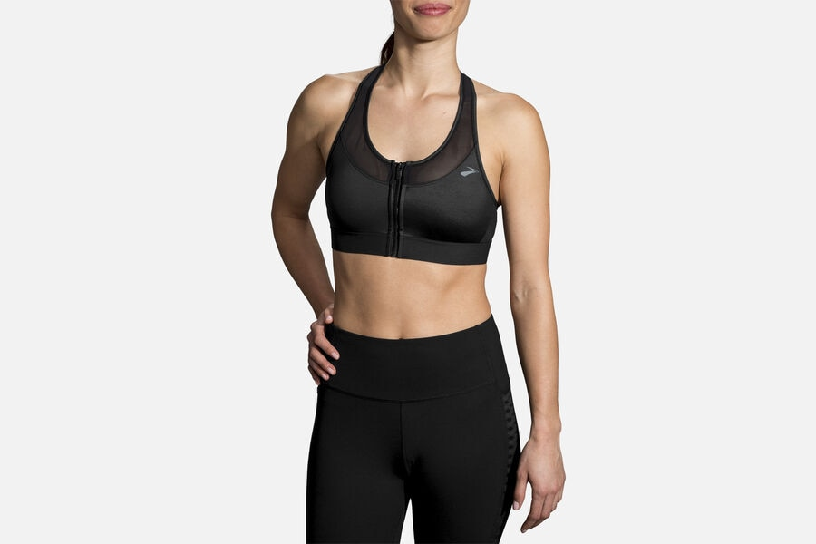 Brooks Fastforward Zip Bra