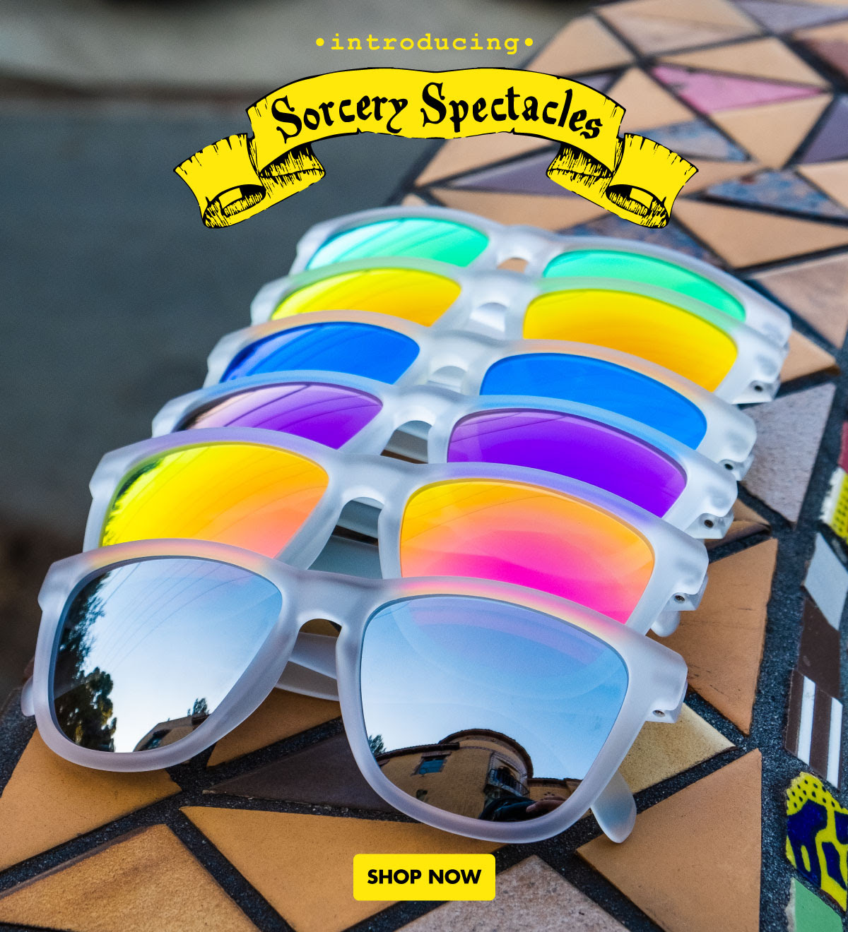 Goodr Sorcery Spectacles Sunglasses
