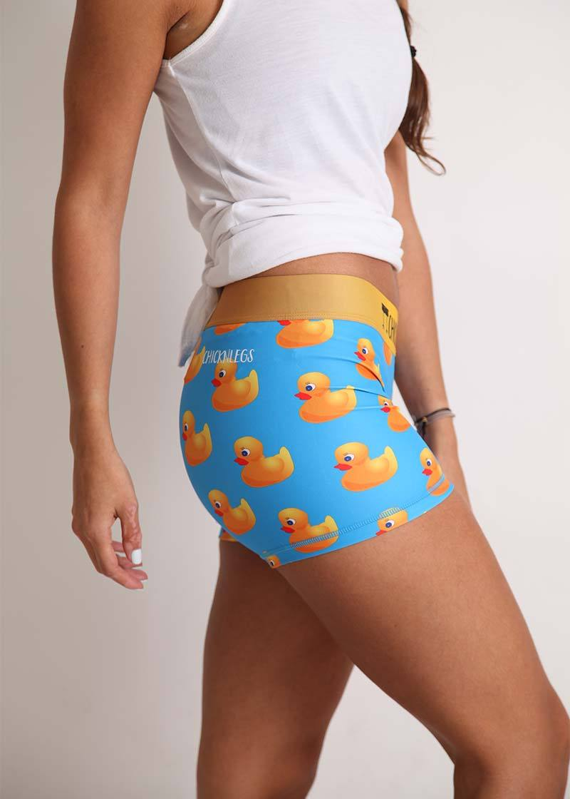 """Chicknlegs 3"""" Compression Shorts - Women's"""