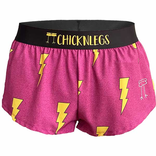 Chicknlegs 1.5 in Split Shorts - Women
